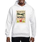 Wanted: WMD's Hooded Sweatshirt