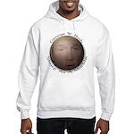 Bush/Marble Hooded Sweatshirt
