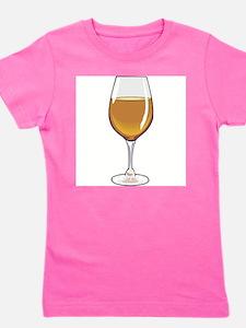 3-wine,brown.jpg Girl's Tee