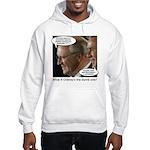 Cheney/Dumb Hooded Sweatshirt