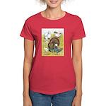 Assorted Poultry #3 Women's Dark T-Shirt