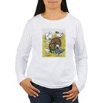 Assorted Poultry #3 Women's Long Sleeve T-Shirt