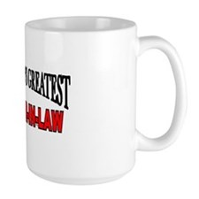 """""""The World's Greatest Brother-In-Law"""" Mug"""