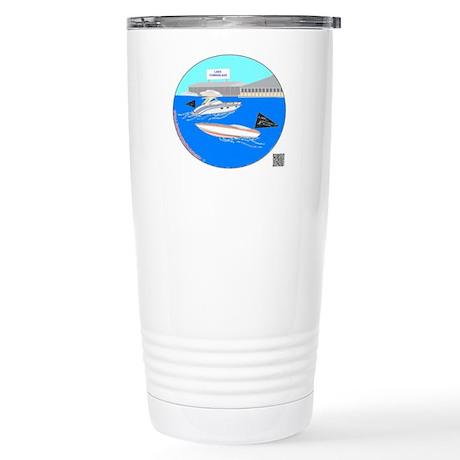 Color Boats Travel Mug