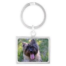 Summer Cairn Terrier Keychains
