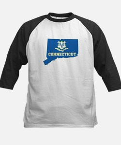 Connecticut Flag Tee