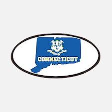 Connecticut Flag Patches