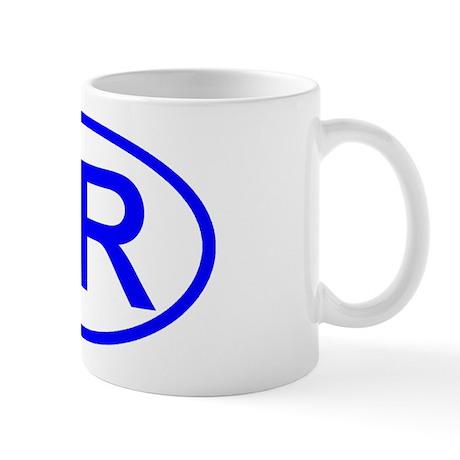 AR Oval - Arkansas Mug