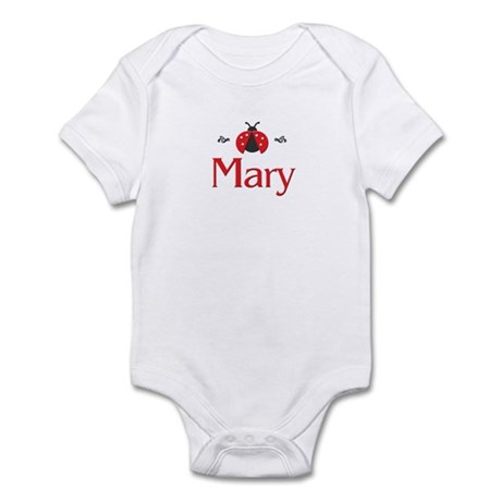 Red LadyBug - Mary Infant Bodysuit