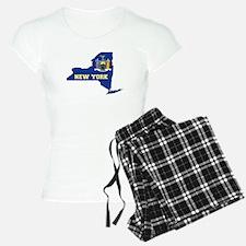 New York Flag Pajamas