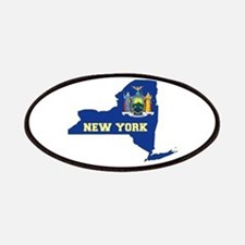 New York Flag Patches