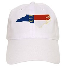 North Carolina Flag Baseball Cap