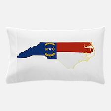 North Carolina Flag Pillow Case