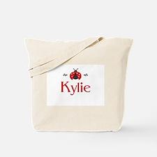 Red LadyBug - Kylie Tote Bag