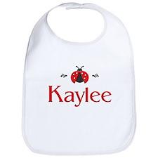Red LadyBug - Kaylee Bib