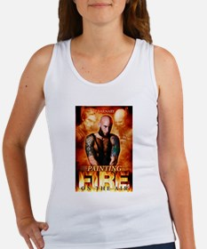 Painting Fire on the Air Tank Top