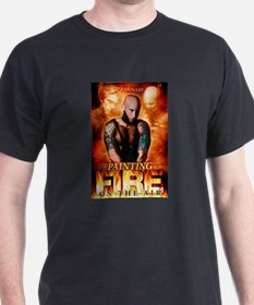 Painting Fire on the Air T-Shirt