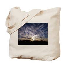 Awesome Sunset! Tote Bag