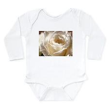 Beautiful Roses! Long Sleeve Infant Bodysuit