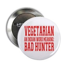"""Bad Hunter 2.25"""" Button (10 pack)"""