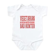 Bad Hunter Infant Bodysuit