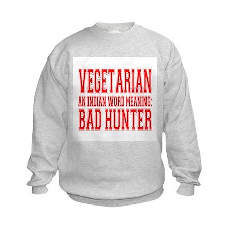 Bad Hunter Kids Sweatshirt