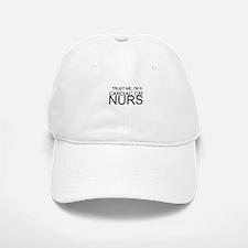 Trust Me, Im A Cardiac Care Nurse Baseball Baseball Baseball Cap