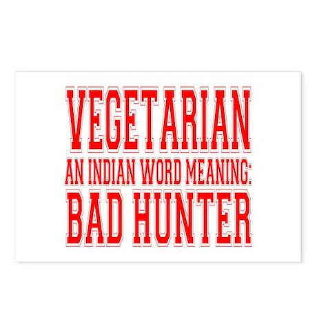 Bad Hunter Postcards (Package of 8)