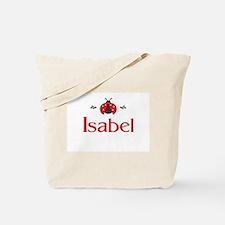 Red LadyBug - Isabel Tote Bag