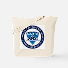 C.O.P.S. Logo Tote Bag