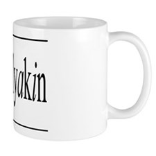 kwitchyerbellyakin Mug