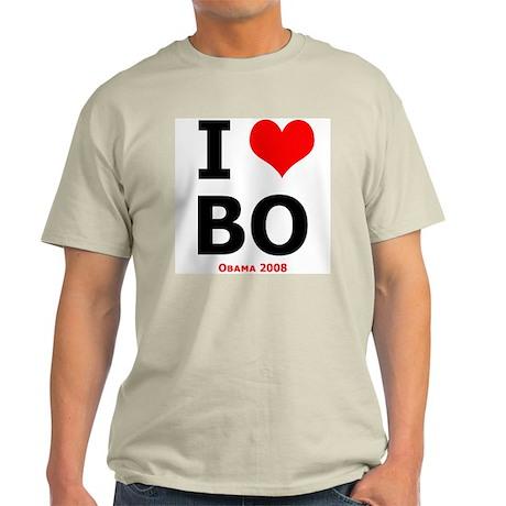 Barack Obama Ash Grey T-Shirt