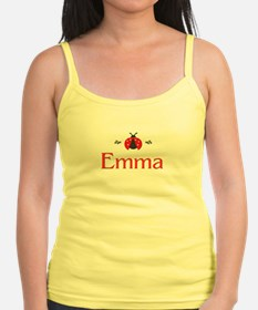 Red LadyBug - Emma Ladies Top