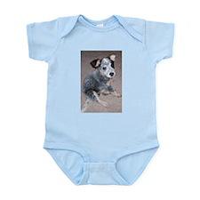 Blue Heeler Infant Bodysuit
