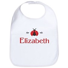Red LadyBug - Elizabeth Bib