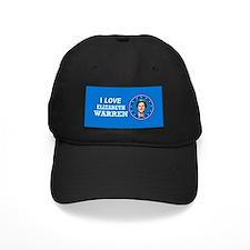 I Love Elizabeth Warren Baseball Hat