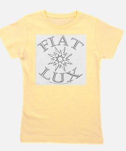 Let There Be Light (Latin) Girl's Tee