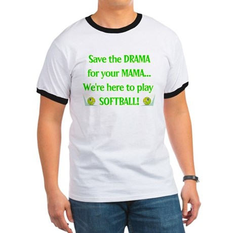 Mama Drama Ash Grey T-Shirt