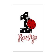 1 Ladybug RAELYN - Custom Posters