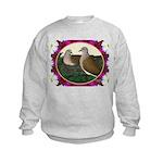 Dove Nest and Flowers Sweatshirt