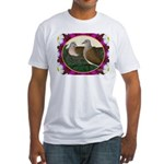 Dove Nest and Flowers T-Shirt