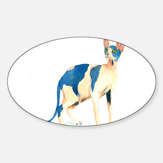 Sphynx Cat Decal