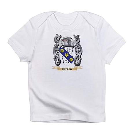 Exelby Coat of Arms - Family Crest T-Shirt