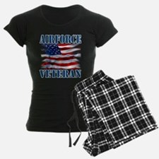 Airforce Veteran copy Pajamas