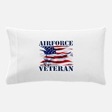 Airforce Veteran copy Pillow Case
