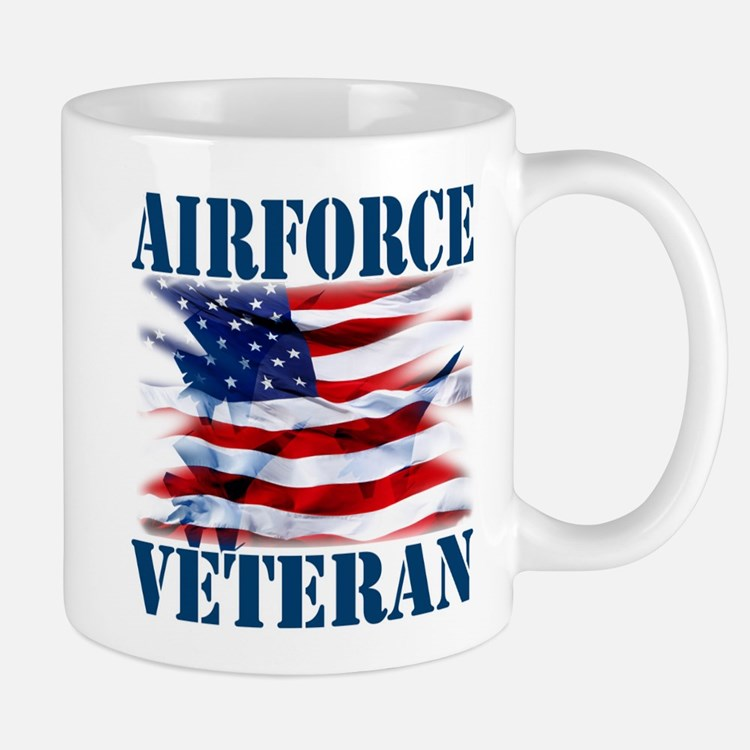 Airforce Veteran copy Mug