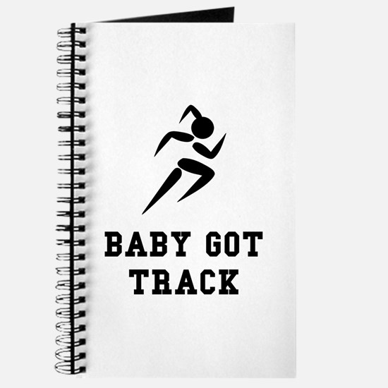 Baby Got Track Journal