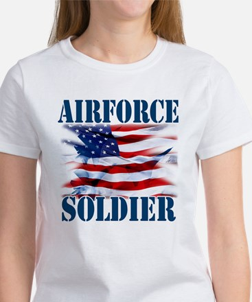 Airforce Soldier T-Shirt