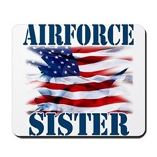Airforce Sister Mousepad