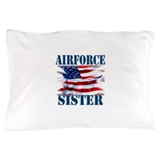 Airforce Sister Pillow Case